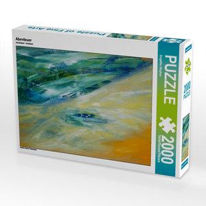 Abenteuer 2000 Teile Puzzle quer