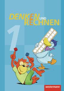 Denken und Rechnen 1. Schülerband. Grundschule. Hamburg, Bremen,