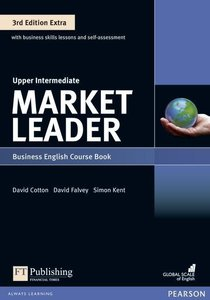Market Leader 3rd Edition Plus Upper Intermediate Coursebook wit