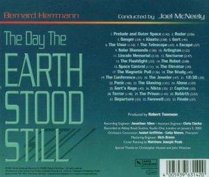Der Tag an dem die Erde still