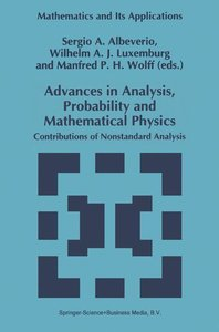 Advances in Analysis, Probability and Mathematical Physics
