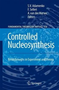 Controlled Nucleosynthesis