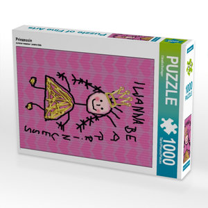 Sommerwiese 1000 Teile Puzzle hoch