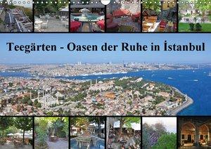 Teegärten - Oasen der Ruhe in Istanbul