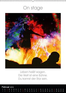 Haiku-Style (Wandkalender 2019 DIN A2 hoch)