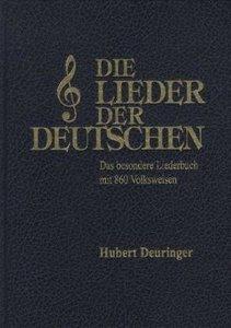 Die Lieder der Deutschen, mit Audio-CD