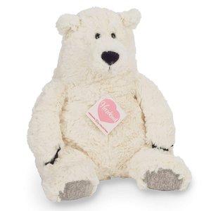 Teddy Hermann 93876 - Eisbär, Polarbär,weiß, 34cm, Plüschtier