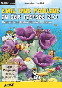 Emil und Pauline in der Tiefsee 2.0 - Deutsch und Mathe für die