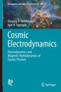 Cosmic Electrodynamics