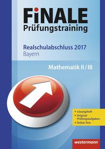 Finale - Prüfungstraining Realschulabschluss Bayern