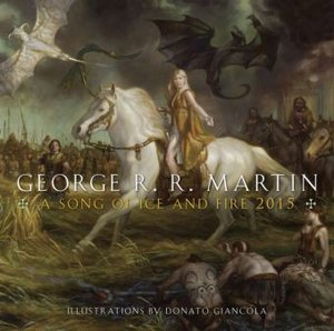 2015 Song of Ice and Fire Calendar