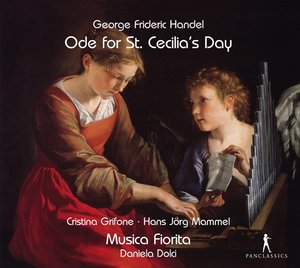 Ode for St.Cecilia\'s Day