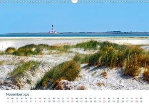 Leuchttürme an der See (Wandkalender 2020 DIN A3 quer)