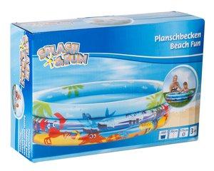 Splash & Fun Planschbecken Beach Fun 175cm
