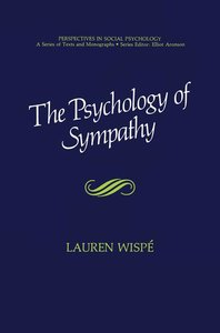 The Psychology of Sympathy