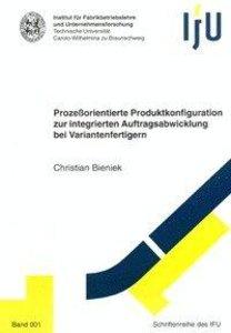 Prozessorientierte Produktkonfiguration zur integrierten Auftrag