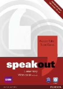 Speakout Elementary Workbook with Key and Audio CD Pack