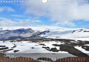 Fimmvörðuháls - Islands magischer Bergpass (Wandkalender 2020 DI