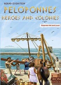 Peloponnes, Heroes and Colonies (Spiel-Zubehör)