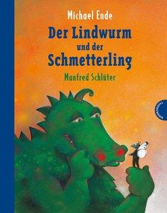 Der Lindwurm und der Schmetterling