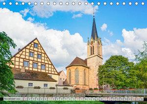 Schwabach Impressionen (Tischkalender 2020 DIN A5 quer)