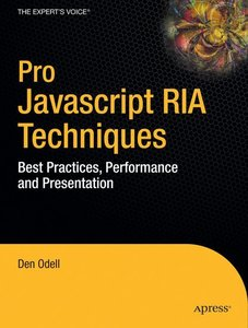 Pro JavaScript RIA Techniques