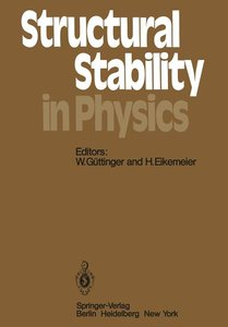 Structural Stability in Physics