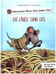 Kommissar Maus löst jeden Fall - Die Läuse sind los