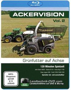 Ackervision Vol. 2 - Grünfutter auf Achse