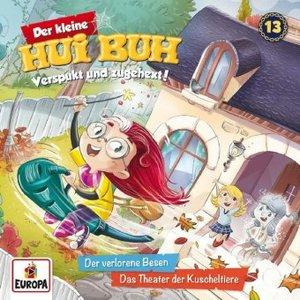 Der kleine Hui Buh 13/, 1 Audio-CD
