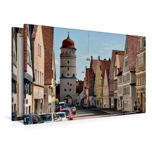 Premium Textil-Leinwand 120 cm x 80 cm quer Deiinger Tor