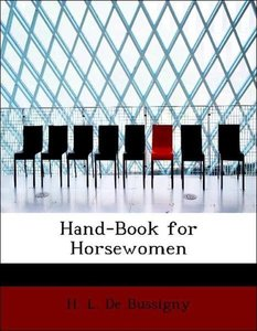 Hand-Book for Horsewomen