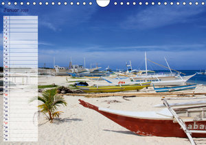 Malapascua Island Philippinen (Wandkalender 2019 DIN A4 quer)