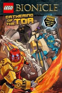 LEGO Bionicle 01: Gathering of the Tor (Graphic Novel)