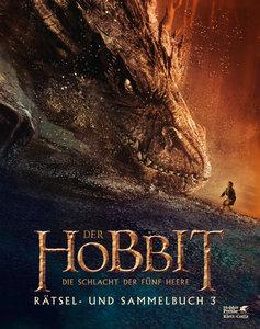Der Hobbit: Die Schlacht der Fünf Heere - Das Rätsel- und Sammel