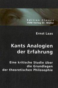 Kants Analogien der Erfahrung