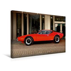 Premium Textil-Leinwand 45 cm x 30 cm quer De Tomaso Pantera