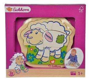 Schaf, Einlegepuzzle