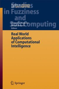 Real World Applications of Computational Intelligence