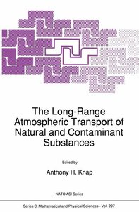The Long-Range Atmospheric Transport of Natural and Contaminant