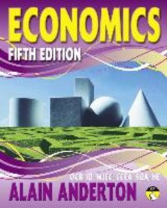 A Level Economics Student Book