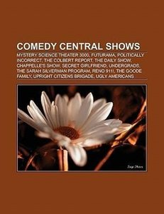 Comedy Central shows