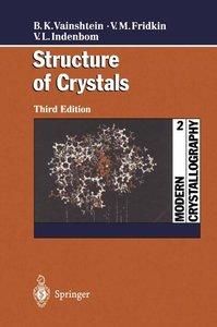 Modern Crystallography 2