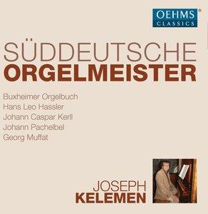 Süddeutsche Orgelmeister