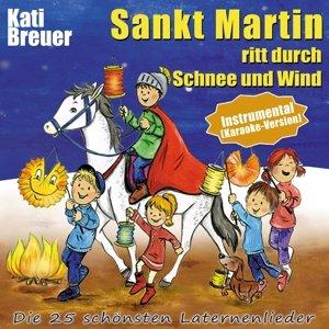 Sankt Martin ritt durch Schnee und Wind (Instrumental - Karaoke-