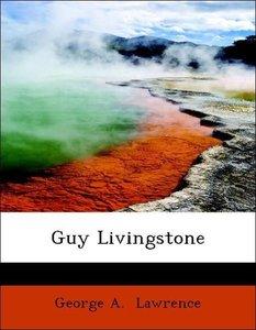 Guy Livingstone