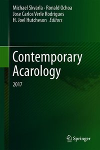 Contemporary Acarology