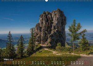 Naturerlebnis Aschau (Wandkalender 2019 DIN A2 quer)