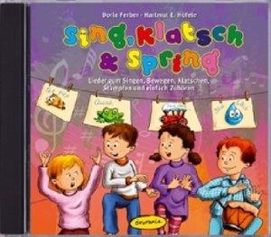 Ferber, D: Sing, klatsch und spring/CD
