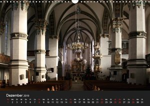Wolfenbütteler Stadtansichten (Wandkalender 2019 DIN A3 quer)